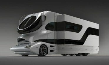 There are Motorhomes, there are RVs, there are Big RVs......... and then there are Land Yachts