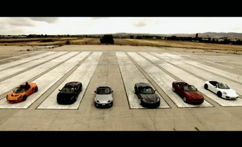 Mazda claim's the MX-5 is The Worlds Fastest !!!!!!