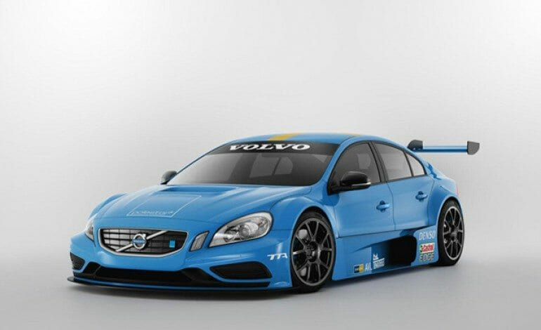 Volvo and Polestar enters V8 Supercars for 2014