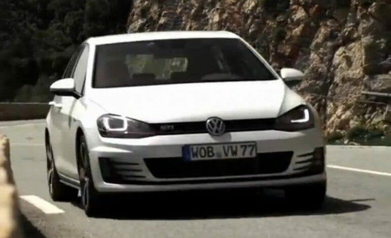 Chris Harris On Cars and the Golf GTI Mk.VII