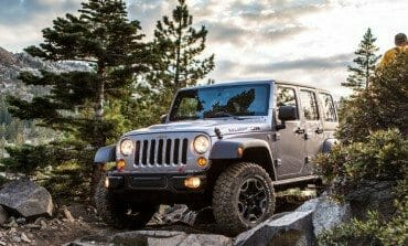 Chrysler to extend production Jeep Wrangler to 2018
