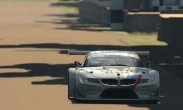 Goodwood Hill Climb Track in Gran Turismo 6