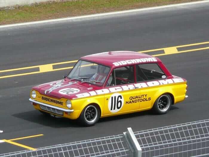 Jim Richards Sidchrome Imp NZFMR Hampton Downs 24Jan2010