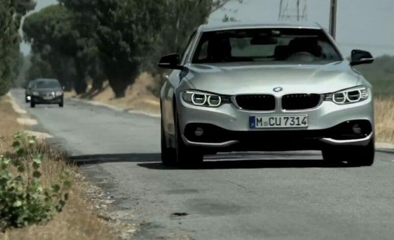 BMW 435i on Road and Track /CHRIS HARRIS ON CARS