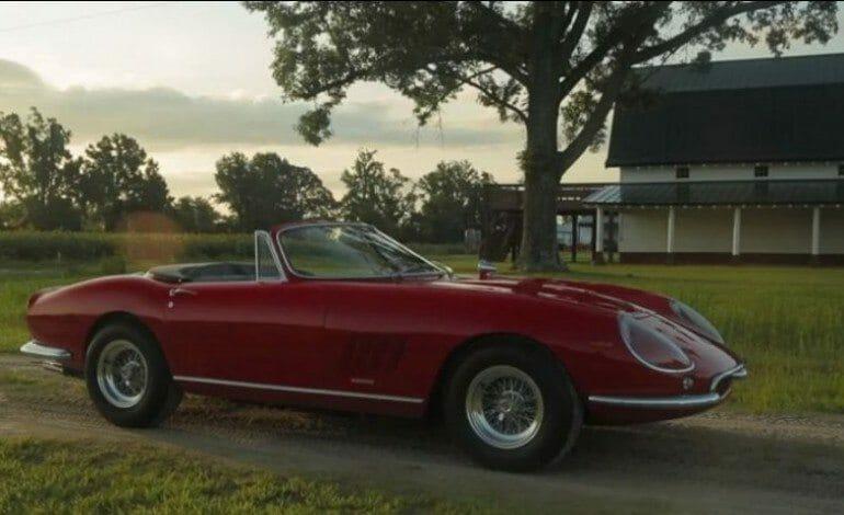 Ferrari 275 GTB/4 NART Spyder up for auction