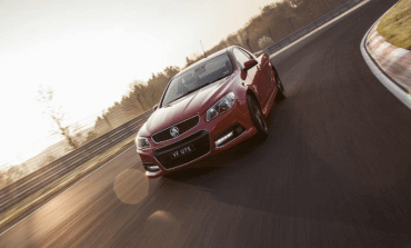 Holden now holds the Lap Record at the Nurburgring