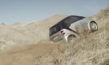 Smart's Offroad TV Spot, laughs in the face of big offroad SUV's...... But does it make you want one ?