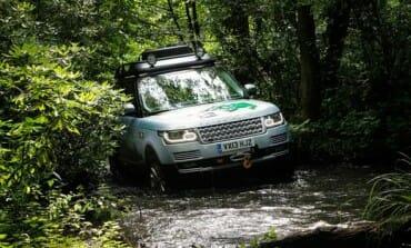 2014 Land Rover Range Rover 10000mile journey