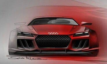 Audi Teases a 600+ HP Quattro Concept for Frankfurt