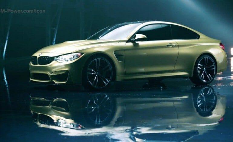 BMW M4 Coupé Video Debut