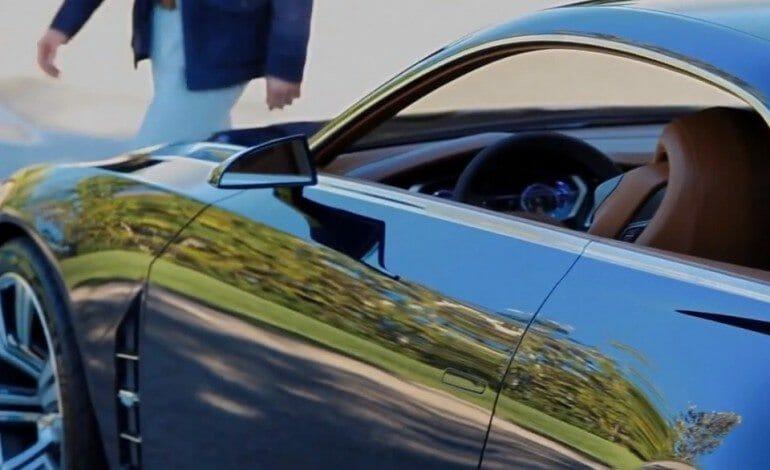 Cadillac Elmiraj Concept Coupe Design Study