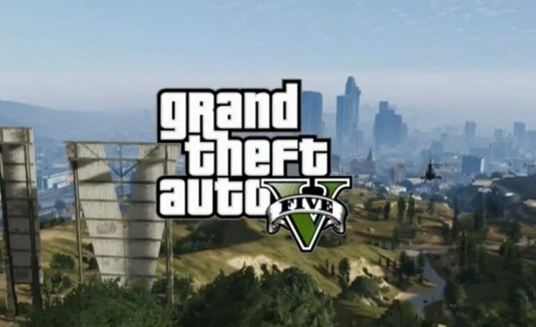 Not Long Now – Grand Theft Auto V: The Official Trailer