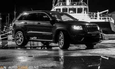 2013 Jeep Grand Cherokee SRT8 - Car Review - American SUV Muscle
