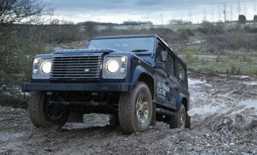 Land Rover tests new electric Defender with amazing results