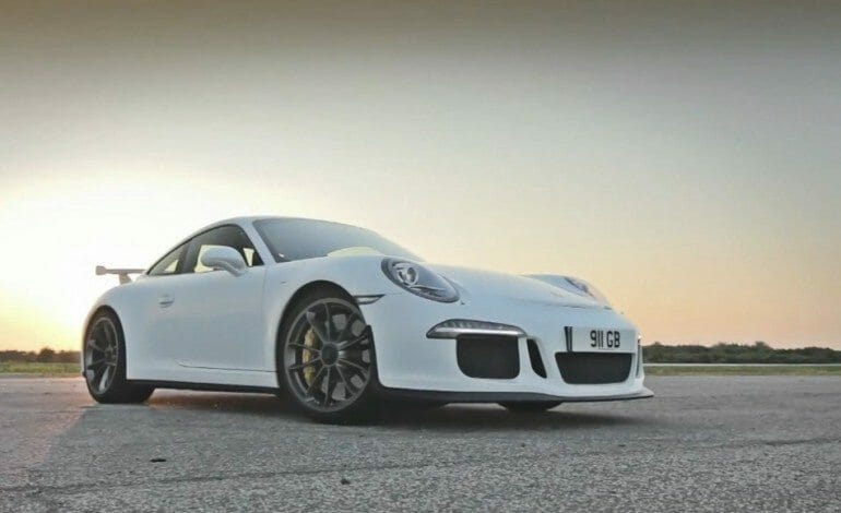 Porsche 911 GT3   evo REVIEW