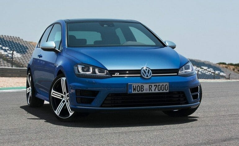 Mk 7 Golf R, VW's 300hp Super Hot Hatch