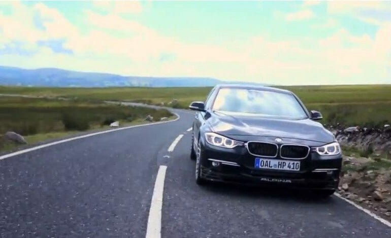 Chris Harris meets BMW Alpina B3