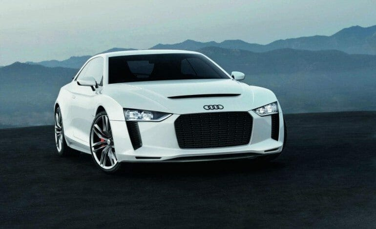 2014 Audi Quattro Concept will use Audi's Stretched A6 Platform