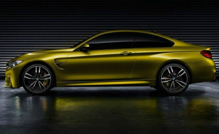 The BMW M3 Coupe is Dead, Make Way For The BMW M4 Coupe.