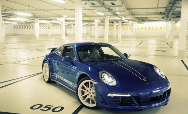 5 Million Porsche fans design a 911 Carrera 4S