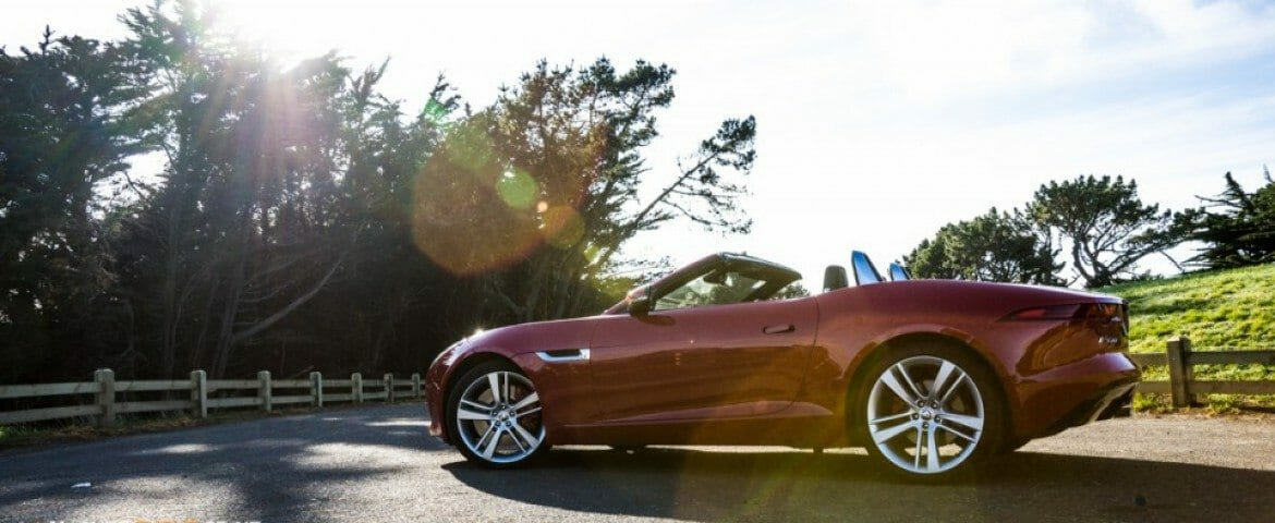 2013 Jaguar F-Type S – Split Second Review