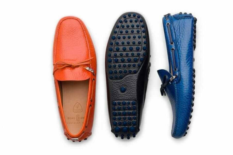 Car Shoe: Lamborghini 50th Anniversary Shoes