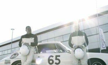 Porsche Project 50 - The Silverstone Classic Race