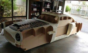 Kiwi 3D Prints Aston Martin DB4