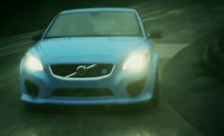 Volvo C30 Polestar Concept Takes On Nordschleife