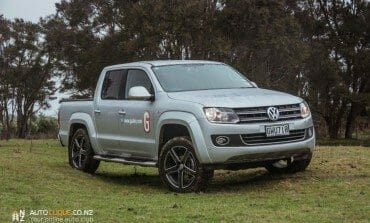 2013 VW Amarok Highline - Road Tested - Having Something The Others Dont