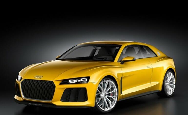 Audis 700 bhp Sport Quattro Concept