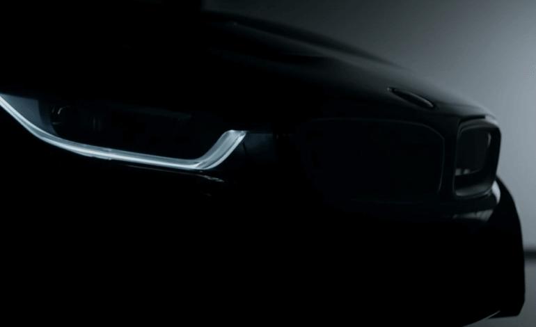 BMW i8 Teaser Video