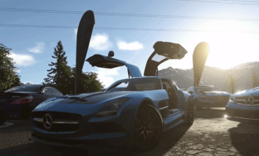 The AMG's of DRIVECLUB