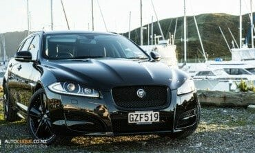 2014 Jaguar XF S Sportbrake - Car Review - A British Answer To German Super Wagon's ?