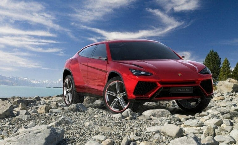 Lamborghini Urus Gets Green Light From CEO
