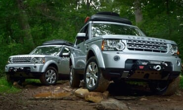 Land Rover Expedition America