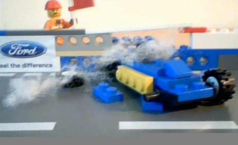 If Only Every Trailer Was Made With LEGO – Rush