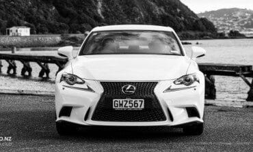 2013 Lexus IS350 F-Sport - Car Review - The Fruit Born Of An LFA Tree