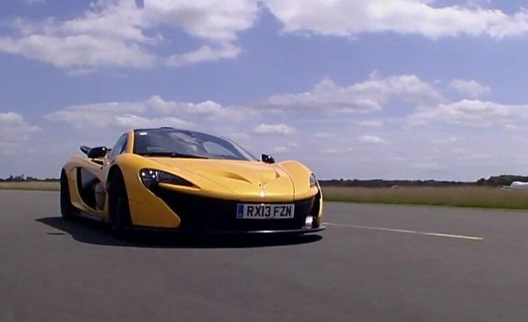 2014 McLaren P1 – Jay Leno's Garage
