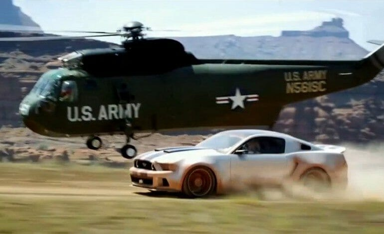 Need for Speed The Movie, The Official Trailer …… Thoughts ?