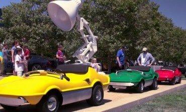 Pixar Motorama 2013 - Jay Leno's Garage