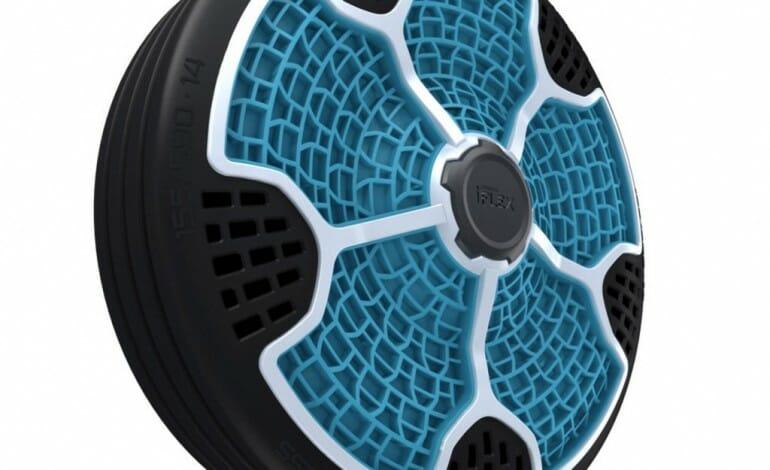Hankook i-flex tyres revealed.
