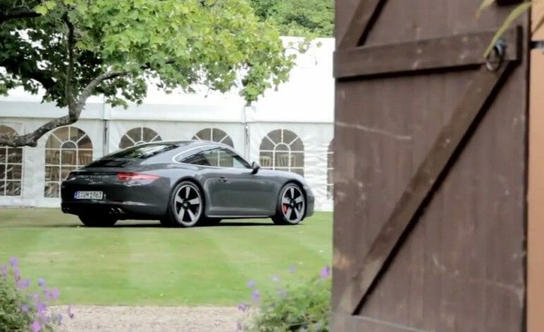 Porsche Fascination – Design Philosophy of the 911 50th Anniversary Edition