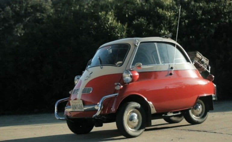 Jack's Toy Is a BMW Isetta – Petrolicious