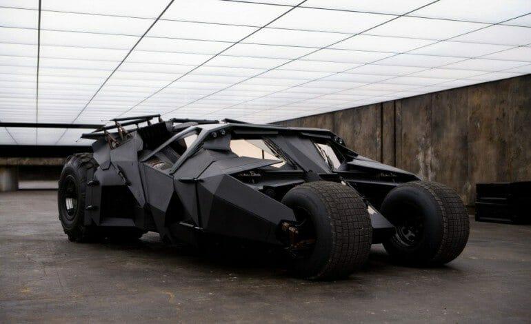 Batman's Tumbler – Jay Leno's Garage