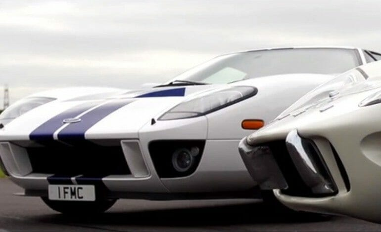 Ford GT40, GT70 and GT, Five Decades of Fun – XCAR