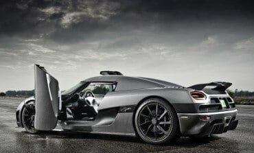 Next Koenigsegg to Crush Veyron