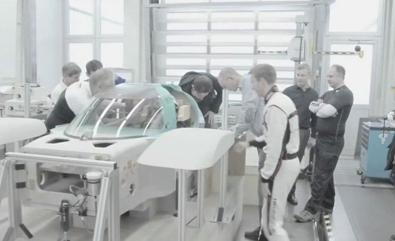 Porsche LMP1's Road to LeMans – Infrastructure