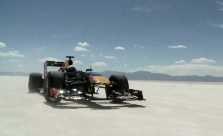 The RB7 F1 Salt Challenge