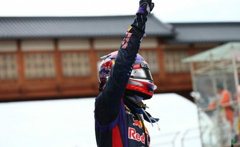 Vettel Continues Dominance in Korea